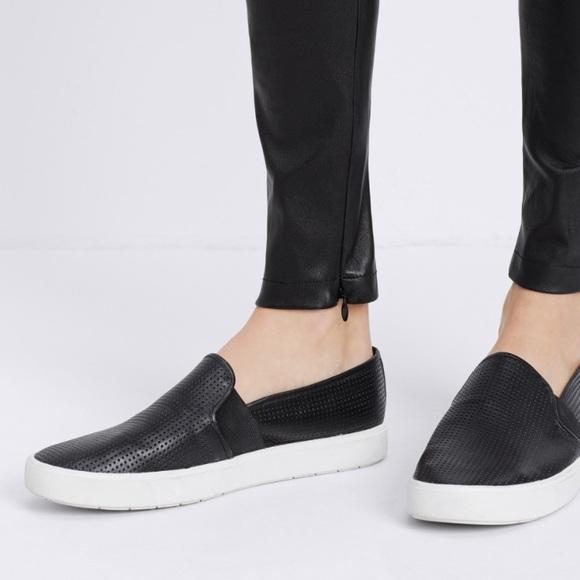 Vince Shoes | Vince Blair Black Leather